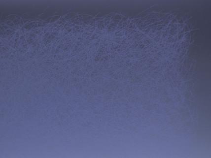 Fluffy blau (Detail)