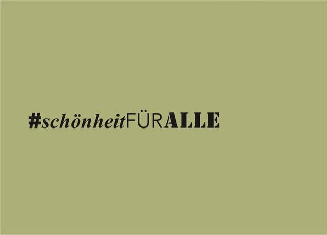 #schönheitfüralle