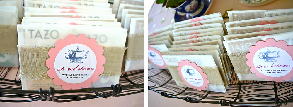 Baby Shower Decor - Tea Party Baby Shower