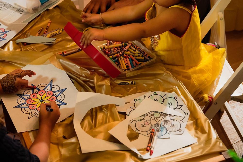 Diwali Party Crafts - Festival of Lights