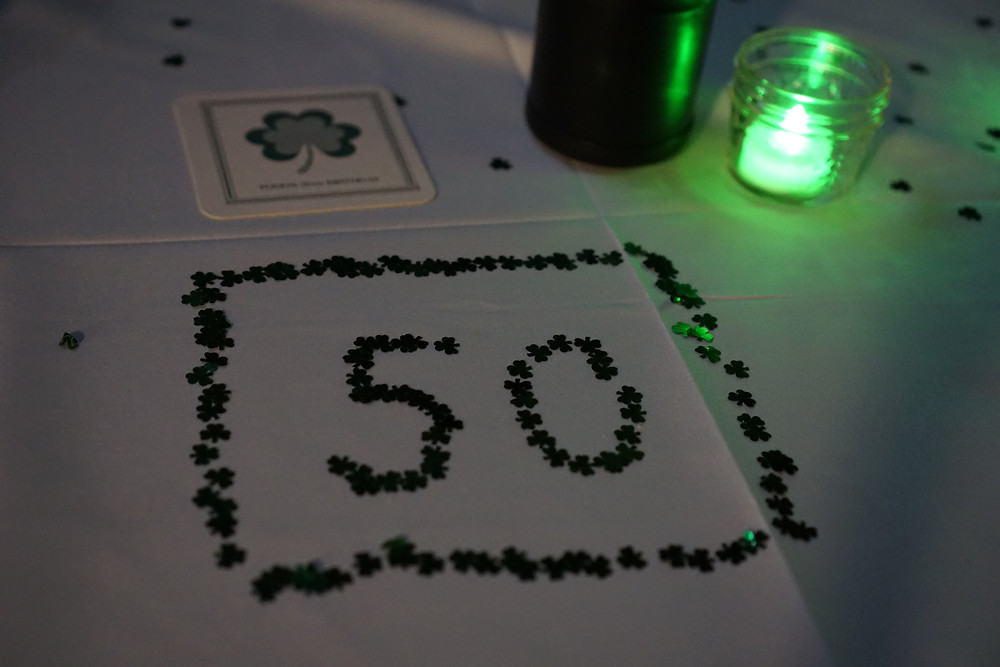 Luck of the Irish - St. Patrick's Day Party Decor
