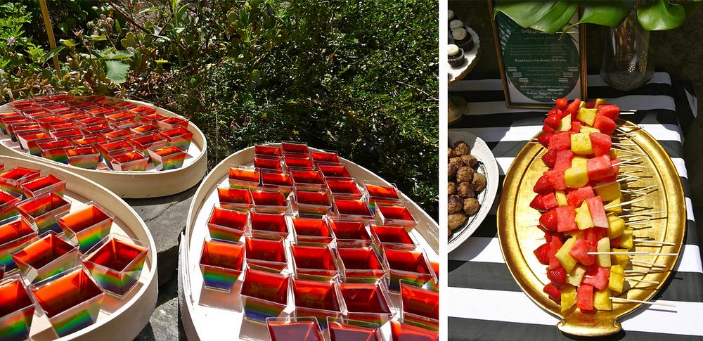 Tropical Birthday Party Decor - Tropical Decor - Tropical Food
