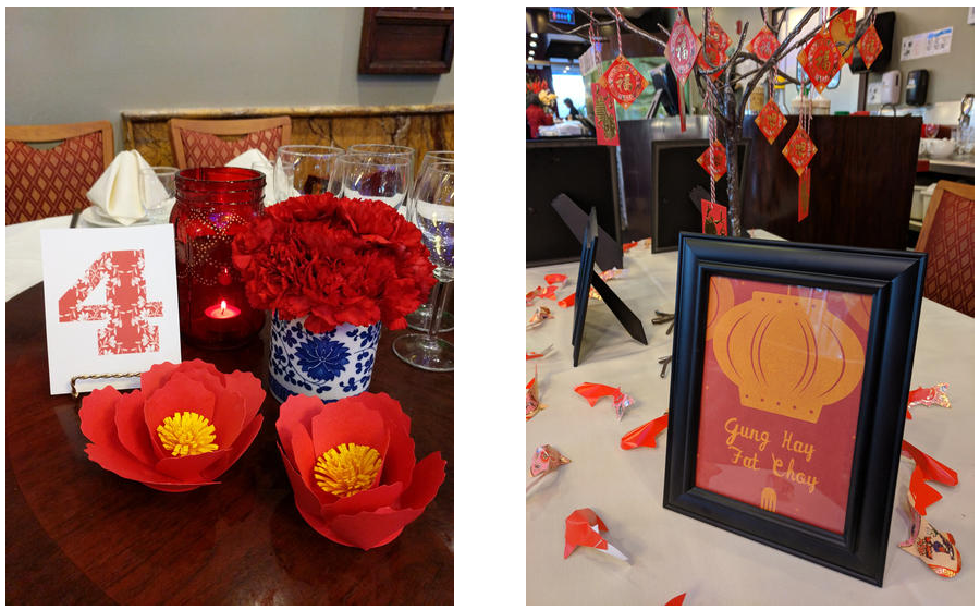 Chinese New Year Party - CNY Part Decor