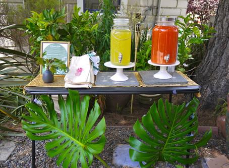 A Tropical Paradise Party