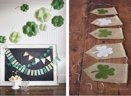 8 Stylish Decorations for St. Patrick's Day
