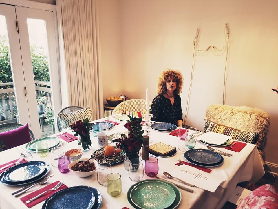 Feminist Seder Dinner Party