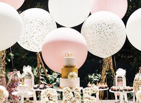 Party Inspiration - The Bundle of Joy
