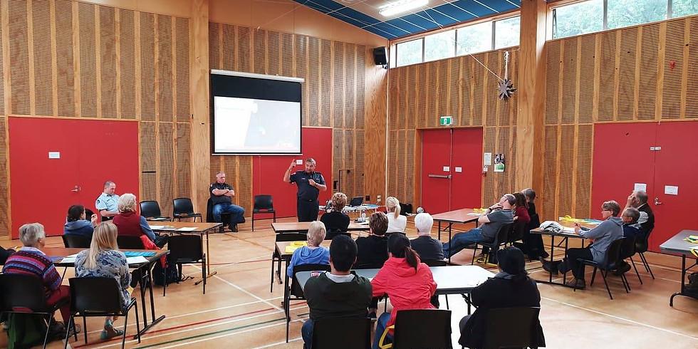 Neighbourhood Resilience Planning Workshop