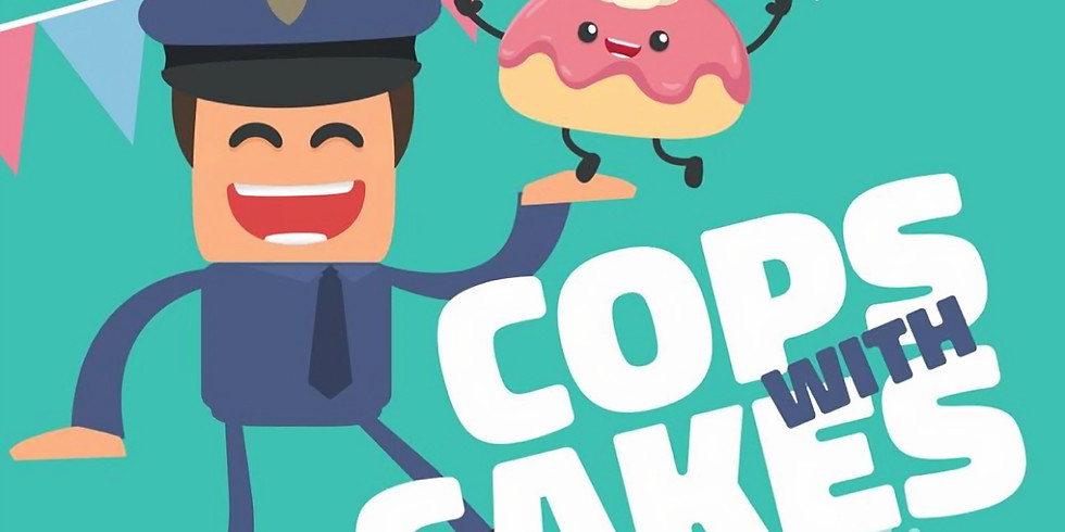 Cops with Cakes 2021