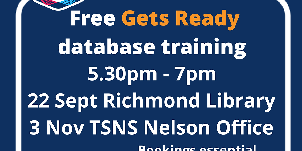 Top of the South Gets Ready database training