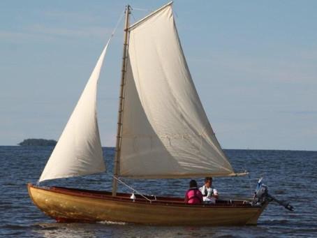 Fördelarna med en mindre dagseglare/ utfärdsbåt.