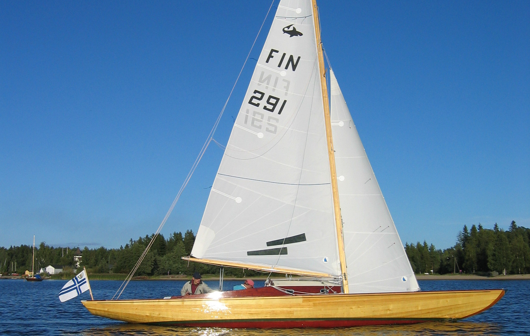 4. hajbåt