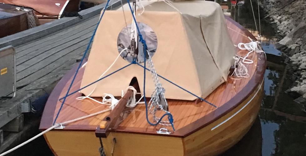 Sprayhood+Tent