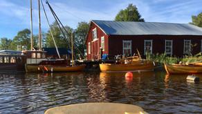Träbåtsträff, nytt datum! Puuvenetapahtuma, uusi päivämäärä!       1- 2. 08 -20
