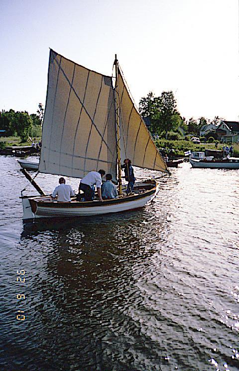 9. skeppsbåten