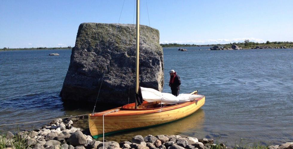 Jb seglaren / Päiväpursi / Day sailer