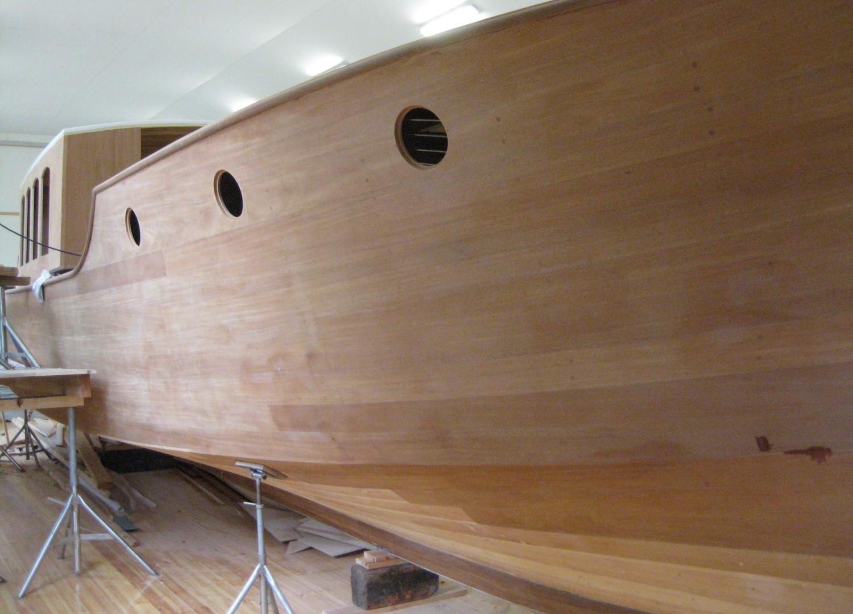 Salongsbåt