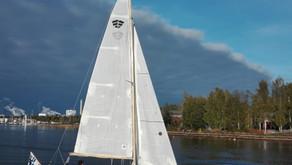 Båtmässan i Helsingfors.              Venemessut Helsingissä. Helsinki Boatshow.