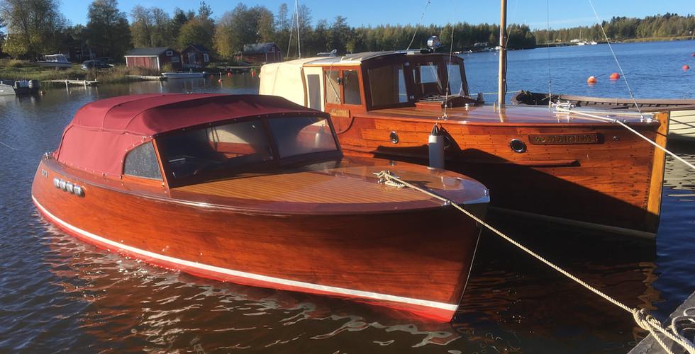 3. Jb-racer/ Jb-pikavene/Jb classic speedboat