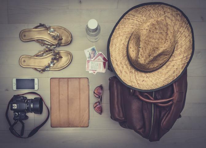 Purse or Suitcase?