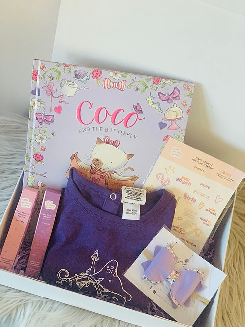 Coco and the Butterfly Gift box
