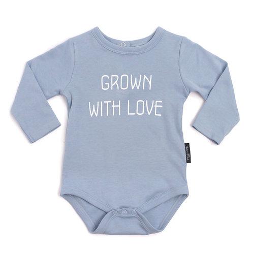 Grown with Love Onsie - Blue