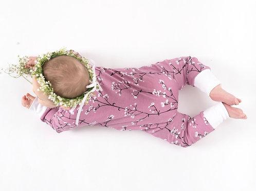 Babies Breathe 2 way Zip Rompet