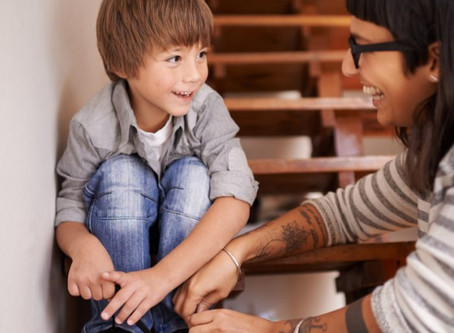 A importância de ensinar gratidão às crianças