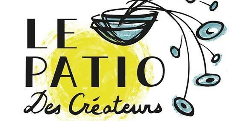 Boutique Le Patio des Créateurs à Carcassonne. Août-Novembre 2020.