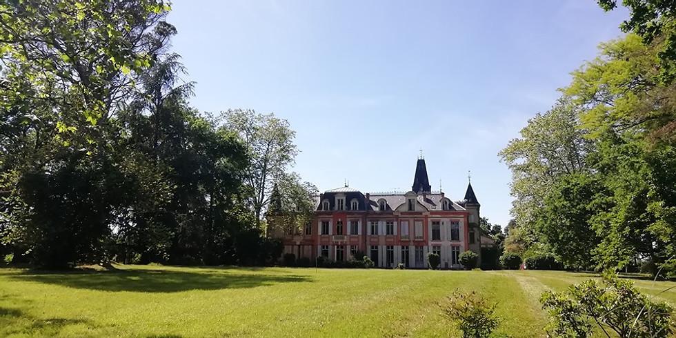 Guiguette au Chateau de Laurentie