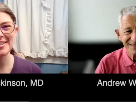 Robin Dickinson: Physician Turned Schoolteacher