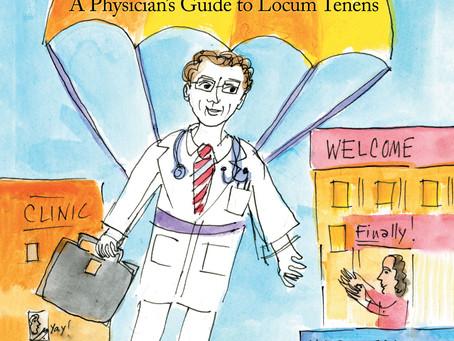 Locum Tenens Book Update