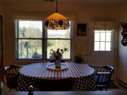 single kitchen view