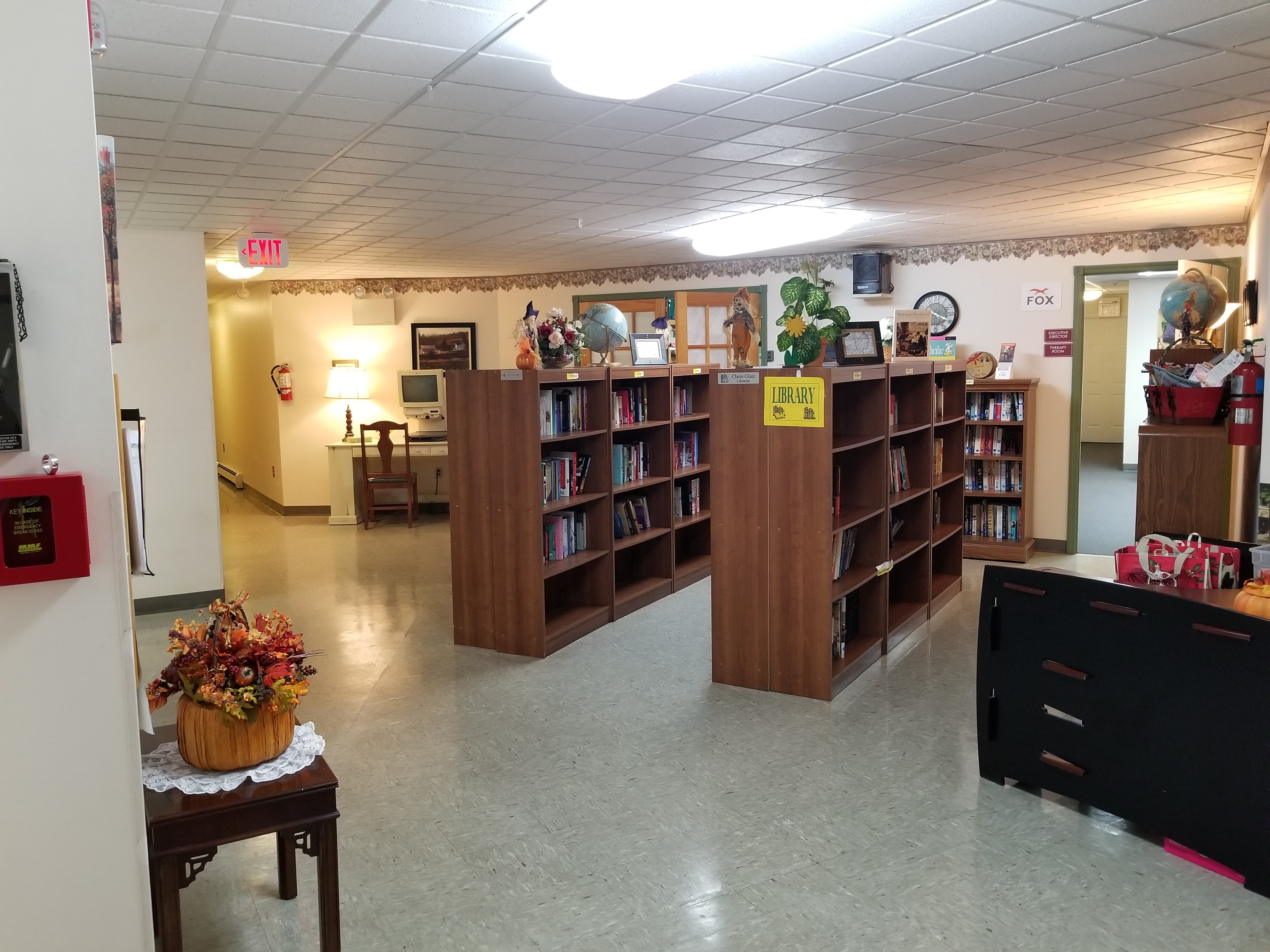 PC LIBRARY