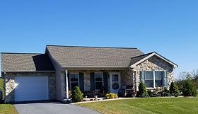 single retirement cottages - independent living