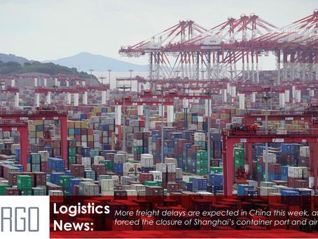 Typhoon brings more supply chain chaos in China, closing air, sea and rail hubs
