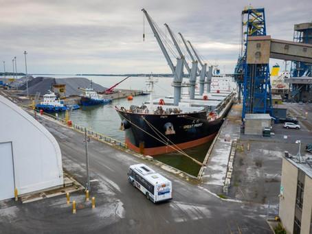 Transport Canada announces Port of Trois-Rivières investment