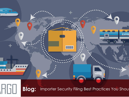 Importer Security Filing Best Practices You Shouldn't Ignore