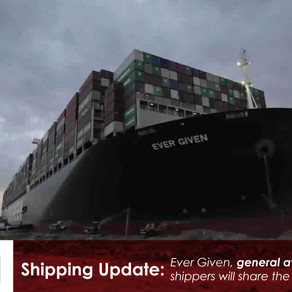 Ever Given, general average and why shippers will share the costs of a ship's rescue