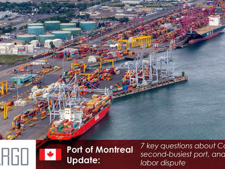 Port of Montreal: Why it matters and what a full strike could mean