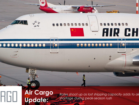 Cargo airlines cancel hundreds of China flights amid COVID outbreak