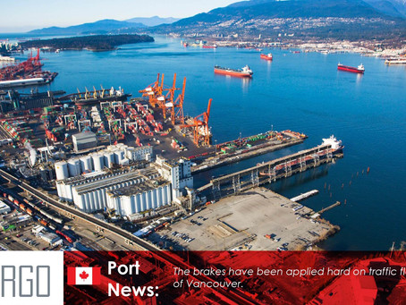 'Canada's supply chain is at risk' warning, as congestion hits port of Vancouver