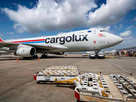 Peak shipping season for air cargo heats up to full boil