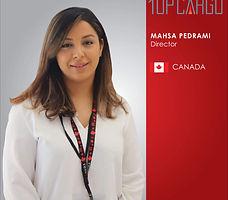 Mahsa Mia Pedrami