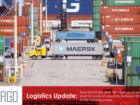 Maersk warns customers of Suez effect in other parts of the network
