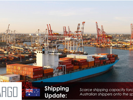 More misery for Australian shippers forced into spot buying as D&D fees rise