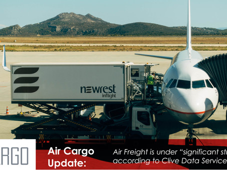 Aircraft flying full as volumes – and air freight rates – go up another gear