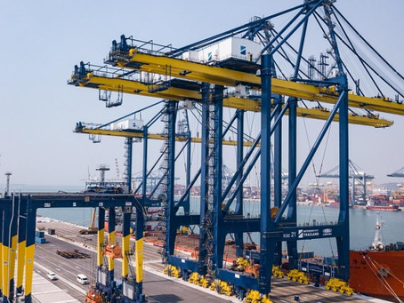 Equipment and capacity squeeze sees South China cargo bookings suspended