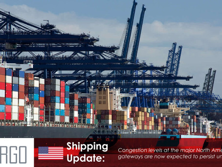 US import boom hits new heights, with ships queueing to enter congested ports