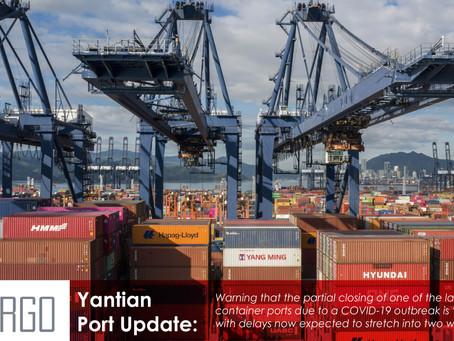 Yantian port disruption impact widens as delays lengthen